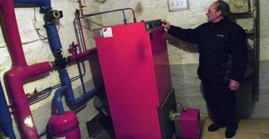 Engie wants to encourage the French to change the boiler