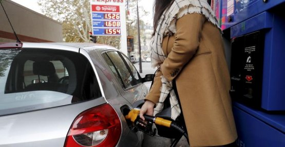 Gas prices are at their lowest level of the year