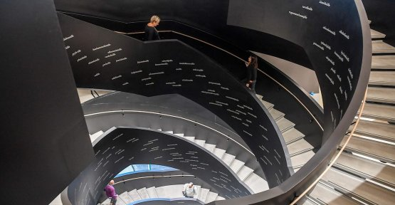 Helsinki's new library is an ode to the open society