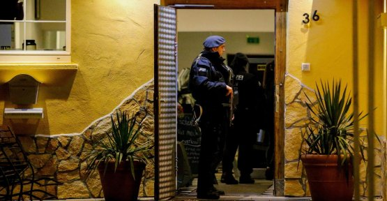 The largest immigration raid in history against the mafia of calabria