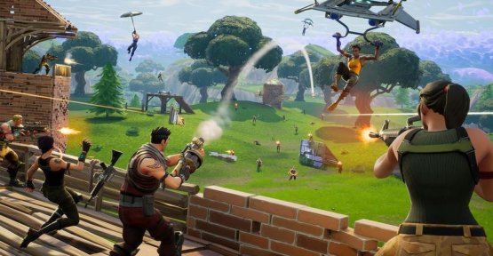 2018, the crazy year of Epic Games, the studio creator of Fortnite