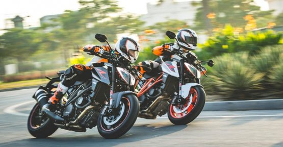 A record year for KTM