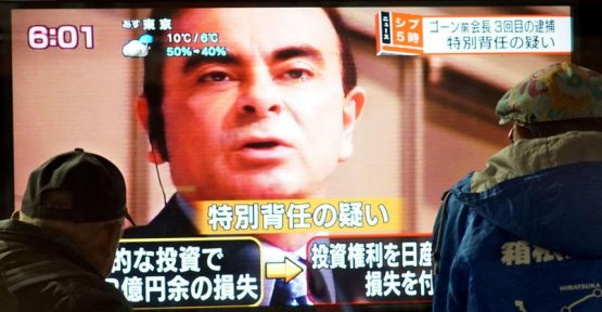 Carlos Ghosn : from arrest to appearance in public, the key dates
