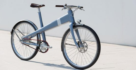 Coleen, the e-bike made in France, plays the card of the Vintage and luxury