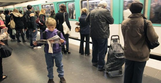 In Paris, free of charge transport for the children would cost more than € 50 million