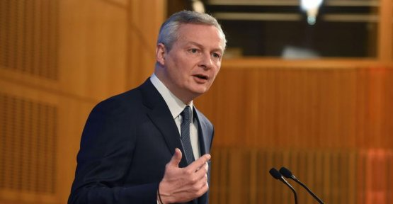 Tax Gafa, Alstom, Renault... Bruno Le Maire, on all fronts