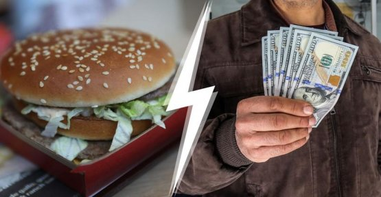 The Big Mac highlights the overvaluation of the dollar