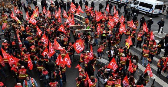 The CGT calls for a strike to the social emergency on February 5,