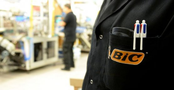 Valves : Bic employees on strike to protest against the closure of their factory