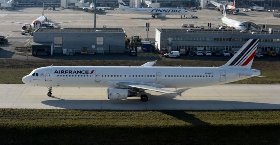 Air France penalized on the return flight in order to not be presented to the go, they complain
