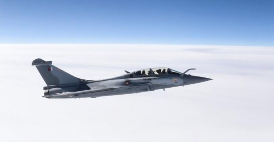 Dassault Aviation delivers its first Rafale in Qatar