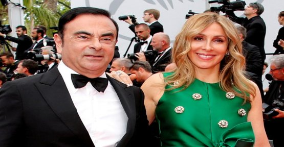 Ghosn ready to repay the € 50,000 of his wedding at Versailles