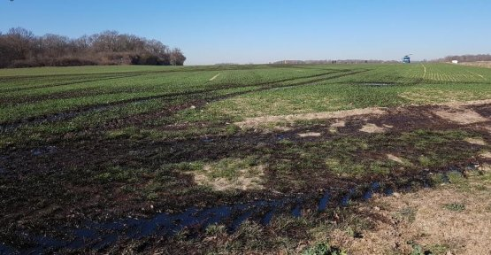 Yvelines: oil in the fields after a leak on a pipeline