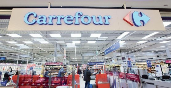Carrefour would negotiate the removal of 1500 items in its hypermarkets