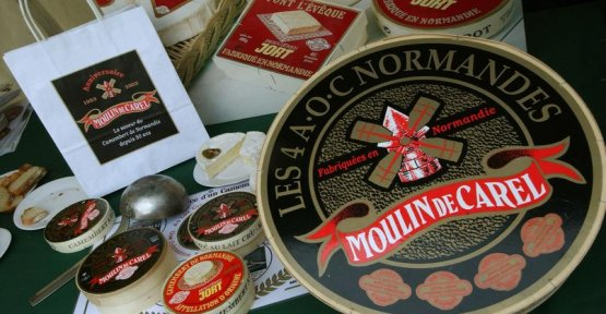 E. Coli: recall of approximately 6000 boxes of camembert Moulin de Carel