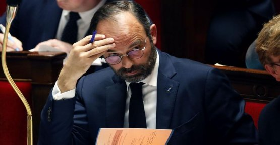 Édouard Philippe says that he is willing to review the indexation of pensions