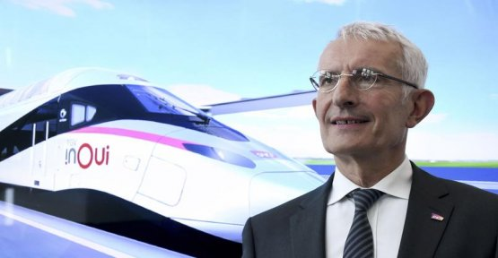 Guillaume Pepy presents the new SNCF 2020