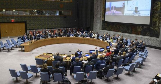 The security Council of the UN is tackling the financing of terrorism