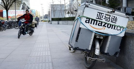 Amazon abandons partially the chinese market
