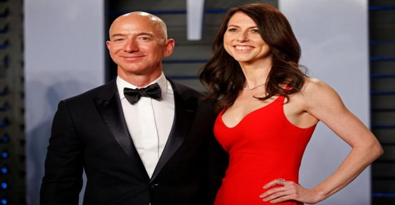 Amazon: the wife of Jeff Bezos leaves him with 75% of the shares of the torque and the total control