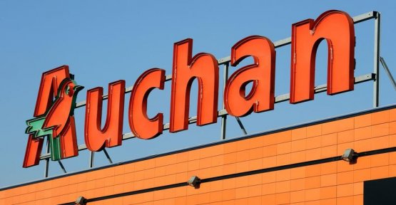 Auchan and Carrefour have been testing the automated warehouse