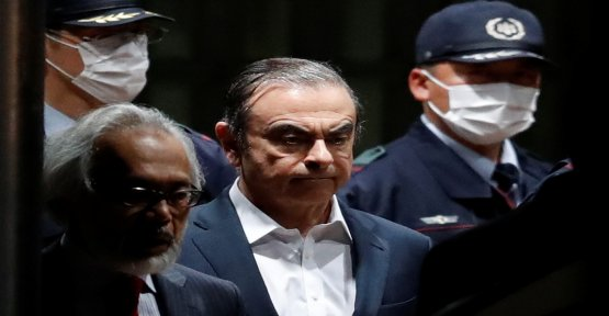Carlos Ghosn is out of prison