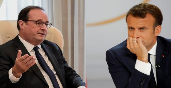 Doctor Macron and Mister Hollande on the economy