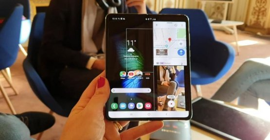 Galaxy Fold: after bugs, Samsung has postponed the release of its smartphone foldable