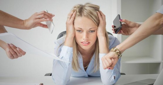Stress, fatigue, illness : the entrepreneurs do not have the form