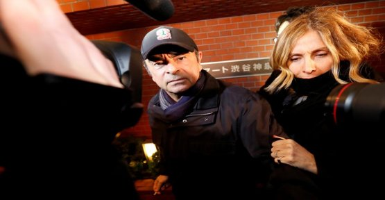The public prosecutor of Tokyo wants the woman to Carlos Ghosn will be heard