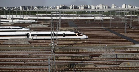 China will test a train Maglev capable of reaching 600 km/h