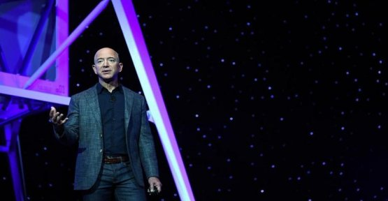 Five things to know about Jeff Bezos