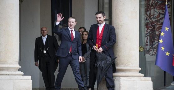 Macron and Zuckerberg face the headache of moderation