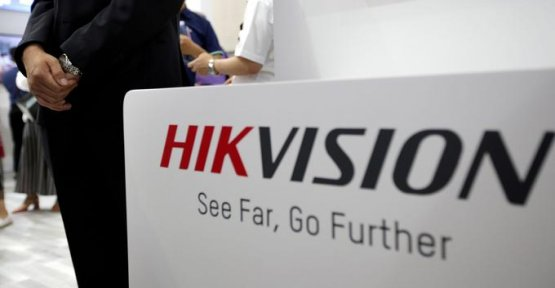 That is Hikvision, the next chinese target of Trump after Huawei ?