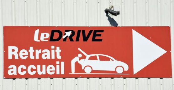 The French are big fans of drive