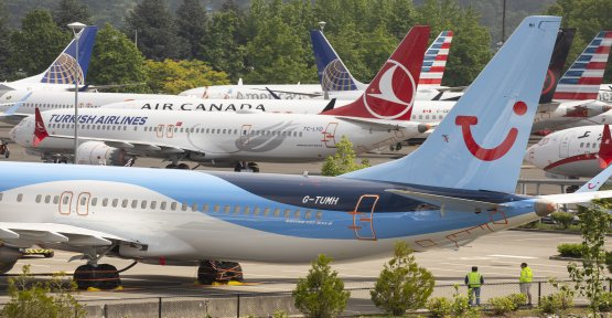 Boeing reports a fault on the wings of the 737 including the MAX