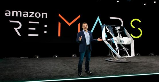 Here are the new drones delivery Amazon