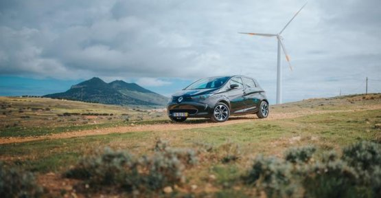 In Madeira, the Renault ZOE will provide electricity to the network