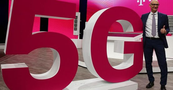 The German operators spend $ 6.5 billion for the 5G