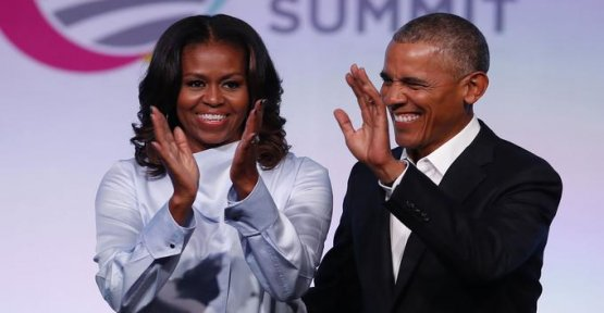 The business gold couple's Obama