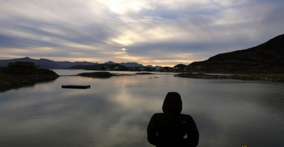 The inhabitants of a Norwegian island want to abolish the time