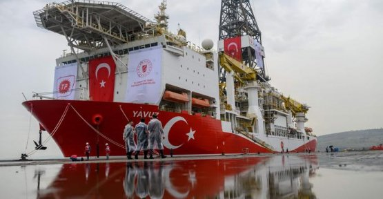 Turkey increases pressure on the gas Cyprus