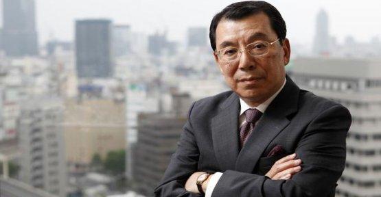 Yasushi Kimura, the new president of Nissan