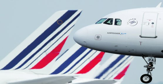 Air France-KLM to order Airbus at 60 A220-300 for $ 5.5 billion