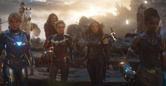 Global Box office: the Avengers put an end to the long reign of Avatar