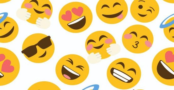 How émojis have conquered the professional exchanges