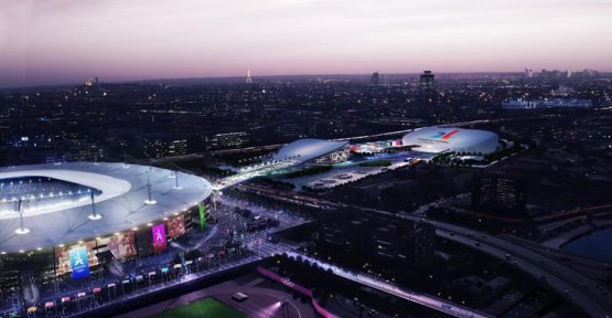 JO 2024 : no less than forty works to be performed, including the olympic swimming pool
