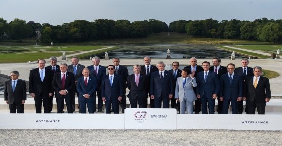 The G7 Finance find a consensus on taxation of the digital