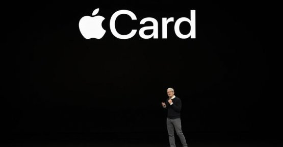 Apple provides its first credit cards