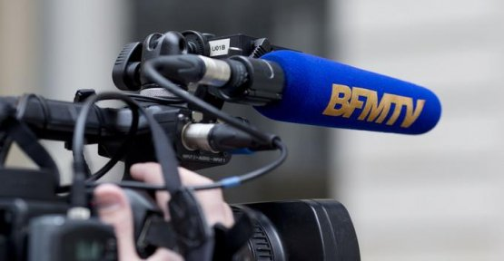 Drop to BFMTV after the cut on the Freebox
